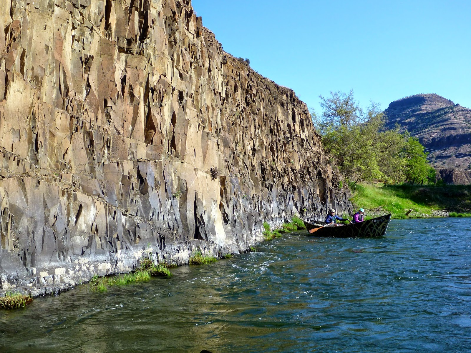 Everything Oregon (and Beyond): John Day River -- Service