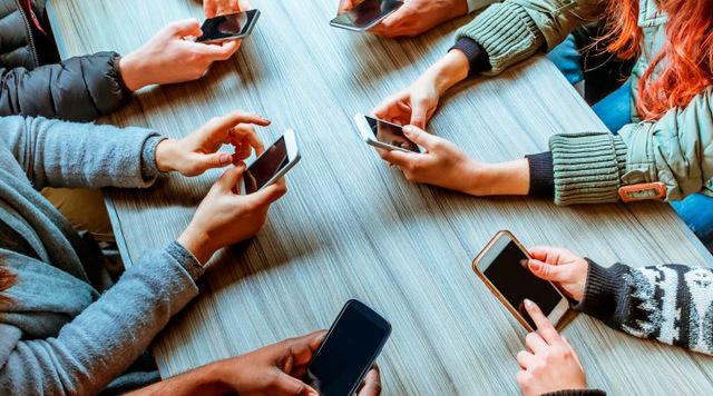 O mundo do tamanho de um celular?