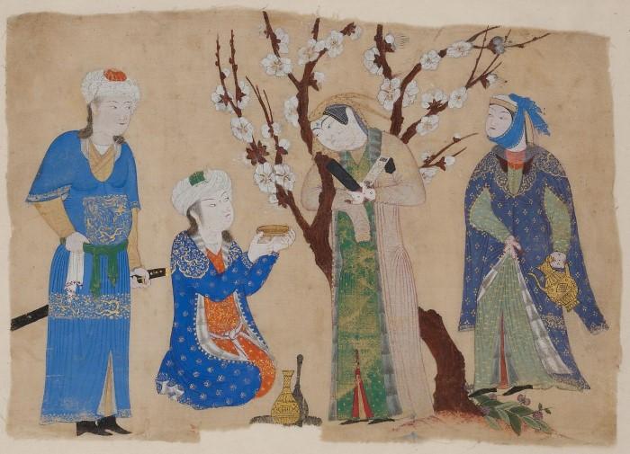 Фигуративные изображения в исламском искусстве