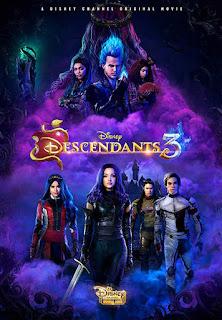 مشاهدة فيلم Descendants 3 2019 مترجم