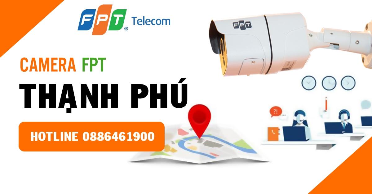 Bảng giá lắp đặt Camera ở Thạnh Phú - [FPT Camera]