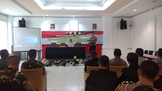 Polres Cirebon Kota Siap Hadapi Arus Mudik Dan Arus Balik 2019