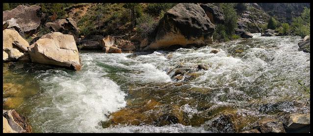 Joes River, Utah