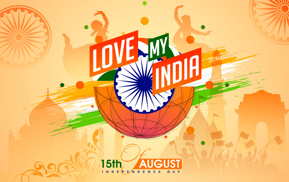 Happy Independence day 2018 HD Images