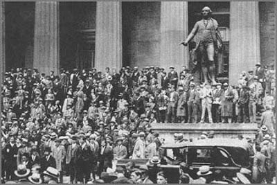 Quebra da Bolsa de Nova York (1929)