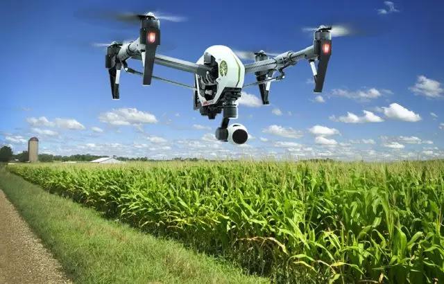 MG: EMATER vem utilizando drones para o trabalho diário no campo