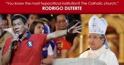 Melawan Gereja Katolik, Rodrigo Duterte Ingin Dirikan Agama Baru yang Bolehkan 5 Istri