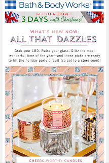 Bath & Body Works | Today's Email - December 22, 2019