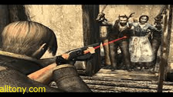تحميل لعبة resident evil 4 للاندرويد برابط مباشر