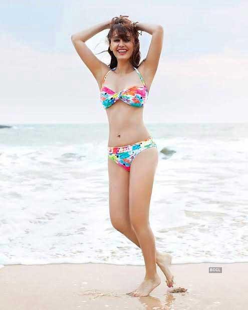 Minissha Lamba Bikini
