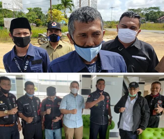 Ketua SMSI Sambut Baik Pertemuan LKPK Kepri dengan Anggota Komisi II DPR RI Membahas Tanah Terlantar