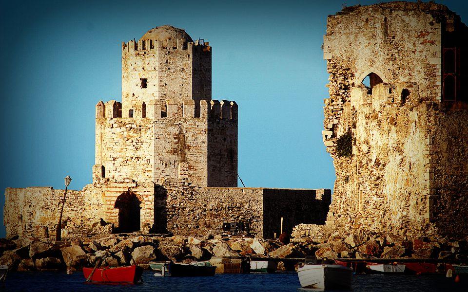peloponese-castles