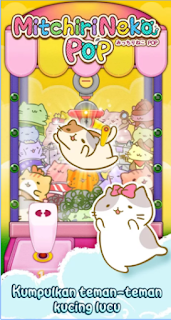 Mitchiri Neko Pop Apk - Free Download Android Game