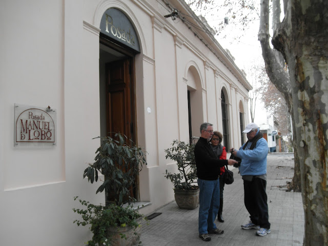 Colonia del Sacramento Pousada Manuel de Lobo