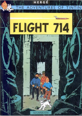 Download free ebook Tintin and the Flight 714 pdf