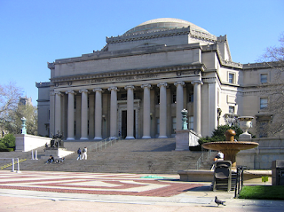 universitas terbaik di dunia 2017 - columbia university