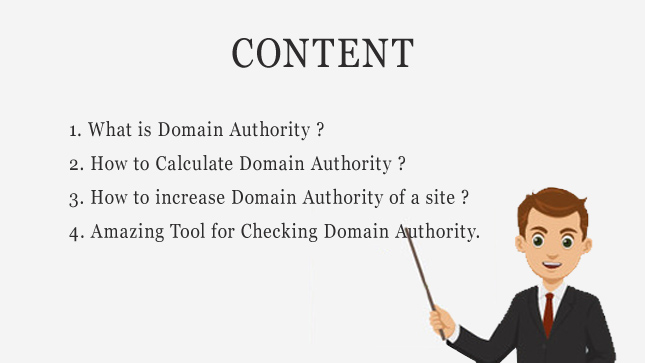 How to Effectively Improve Domain Authority