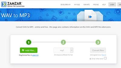 Cara Mengubah File WAV Ke MP3 Menggunakan Converter Gratis
