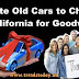 Donate Old Cars to Charity in California for goodwill You'll be Glad You Did