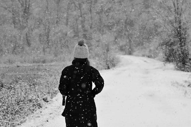 strasna  i hladna zima.