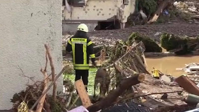 Katastrofalne poplave u Njemačkoj, Belgiji i Holandiji odnijele preko 170 ljudskih života.