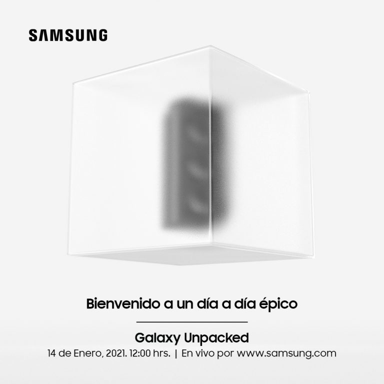 Samsung Galaxy Unpacked 2021 (EN VIVO)