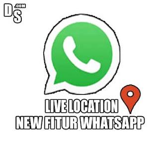 Cara Mengetahui Lokasi Teman Menggunakan Fitur Live Location di Whatsapp