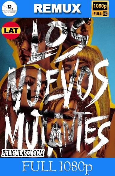 Los Nuevos Mutantes (2020) Full HD REMUX 1080p Dual-Latino