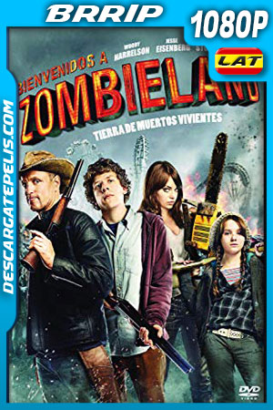 Zombieland (2009) 1080p BRrip Latino – Ingles