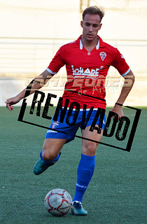 Raúl Cartas Real Aranjuez Fútbol
