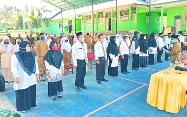 Pengurus MGMP MAN 3 Padang Resmi Dikukuhkan Kepala Madrasah Afrizal