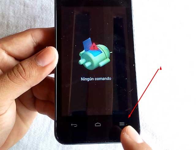 restaurar Android Huawei Ascend Y320