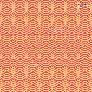 Wavy Seamless Vector Pattern