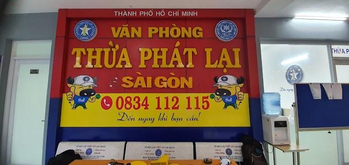 SBO - Thương hiệu Thừa phát lại Sài Gòn