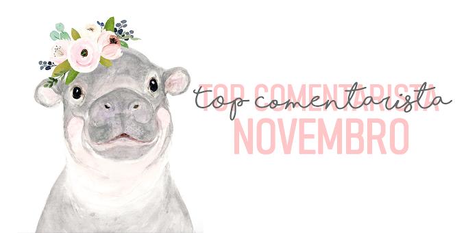 Top Comentarista: Novembro 2020