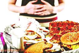 Makan Terlalu Banyak, Berbahaya Bagi Otak