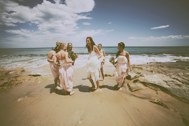 great ocean road wedding photography