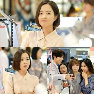 """tvN's K-drama """"Abyss"""" has shared new photos of Park Bo Young"""
