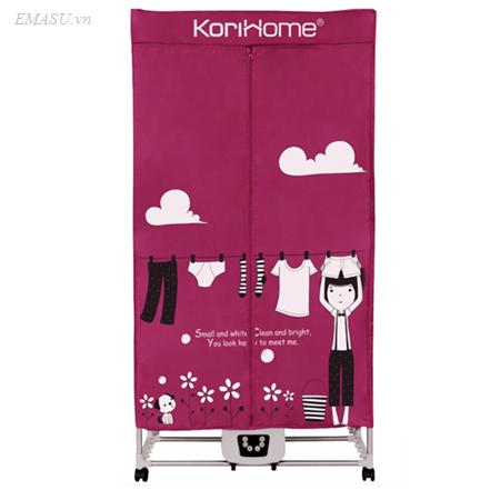 Cửa hàng (đại lý) bán máy (tủ) sấy quần áo Korihome CDK236 chính hãng giá rẻ nhất Hà Nội