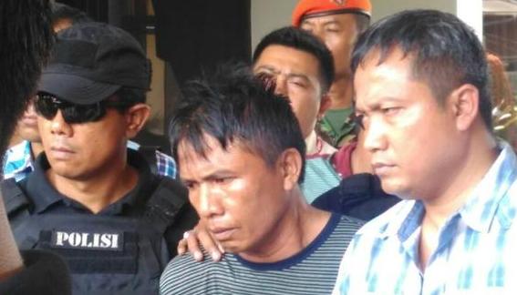 Perampok Pulomas Ditangkap Saat Turun dari Bus ALS di Medan