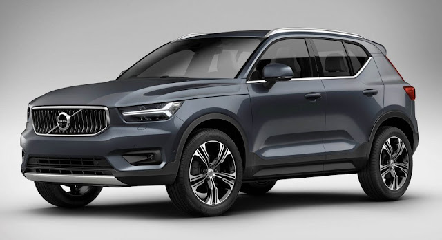 Electric Vehicles, Hybrids, New Cars, PHEV, Prices, UK, Volvo, Volvo XC40