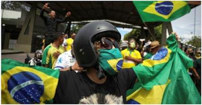 البرازيل  , كورونا