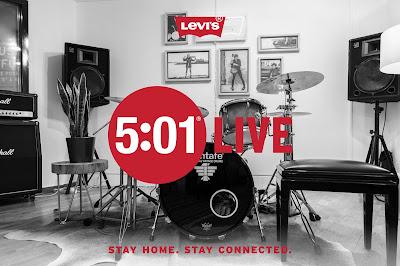 Levis, Coronavirus, conciertos, online, Ginés Quesada, Clara Rueda, Laura Put & Robie, #USEYOURVOICE, #LIVEINLEVIS, quédateencasa, jeans, música, Festivales, Levi's Music Project,