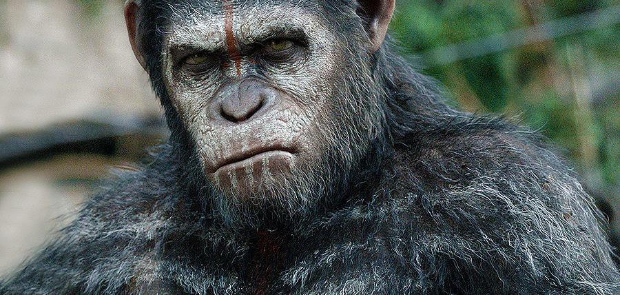 Noul Clip Din DAWN OF THE PLANET OF THE APES Prezintă Transformarea Actorilor În Maimuțe