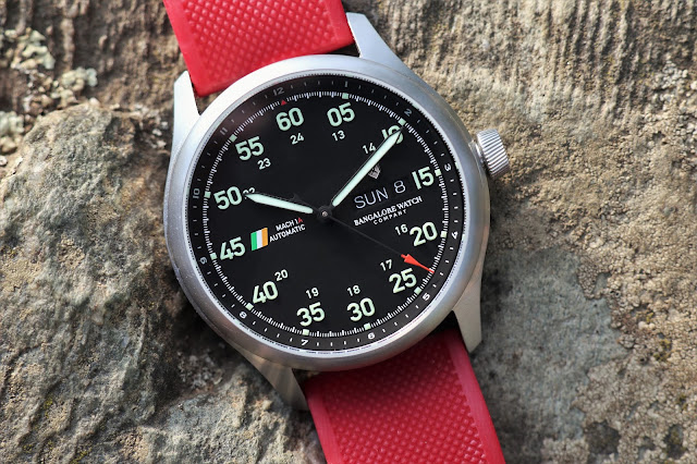 Bangalore Watch Company Mach 1A