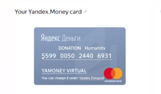How To Create Free Yandex Money International Virtual