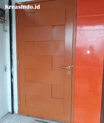 Daftar Harga Pintu Panel Besi dan Pintu Emergency