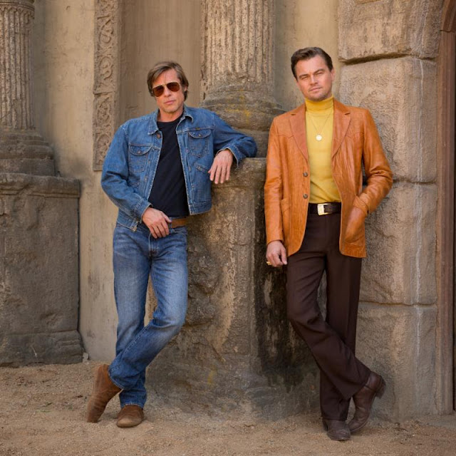 'Once Upon A Time in Hollywood': First Look Photo of stars Brad Pitt and Leonardo DiCaprio