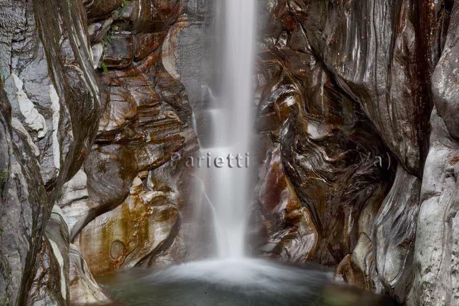Cascata di Aurigeno