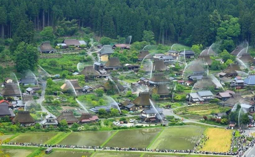 kayabuki no sato, kayabuki no sato village, miyama kyoto